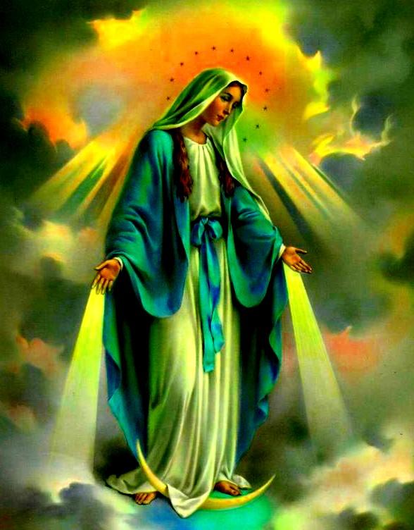 Pour Sengager Concrètement Dans Larmée De La Vierge Marie